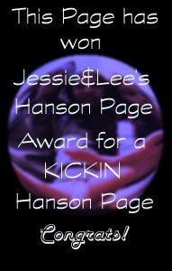 Jessie and Lee's Award